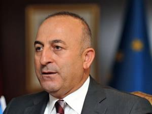 Çavuşoğlu'ndan telefon diplomasi