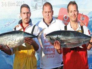 Patronlar balık tutacak!