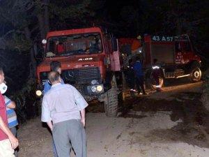 Sındırgı'da trafik kazası: 1 ölü