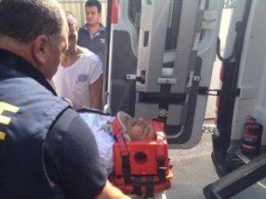 Konya'da kuyuya düşen bir kişi 3 saat sonra kurtarıldı!