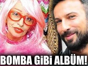 Aysel Gürel'den Tarkan'a şarkı! Bomba gibi albüm geliyor
