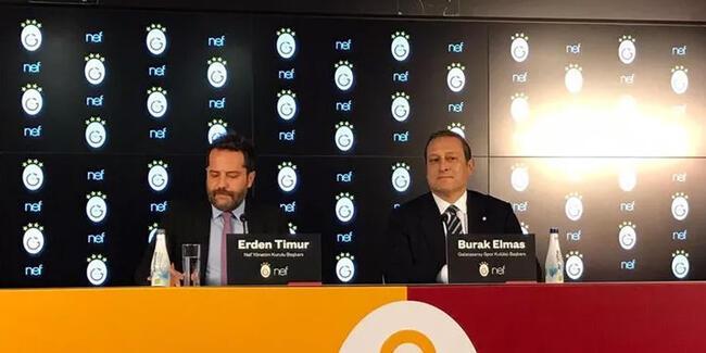 Galatasaray stadının adı Ali Sami Yen Spor Kompleksi NEF Stadyumu oldu