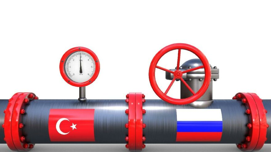 Türkiye'nin doğalgaz faturası 5 milyar doları bulabilir