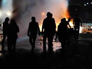 İstanbul'da 348 kişi gözaltına alındı