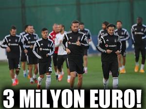 Ara transfere 3 milyon Euro!