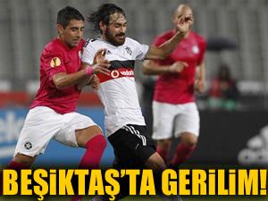 Beşiktaş'ta Atiba-Veli gerilimi