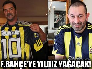 Fenerbahçe gecesine yıldız yağacak!