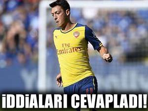 Mesut'tan 'ayrılık' açıklaması