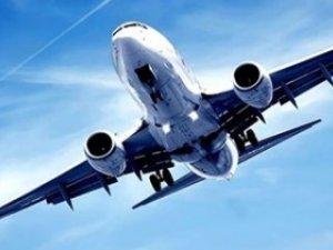 Erzurum'da bir uçak havalanma sırasında pistten çıktı