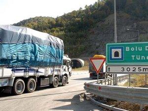 Bolu Dağı Tüneli kapatılıyor