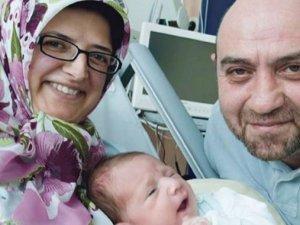 Hamile kadına iki ameliyat birden yapıldı!
