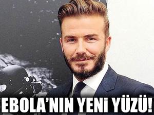 Ebola'nın yeni yüzü Beckham