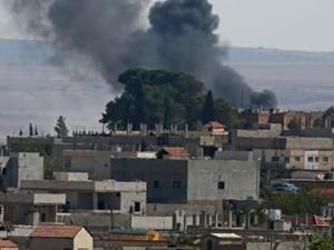 Ayn-el Arap(Kobani)'da dengeler değişti