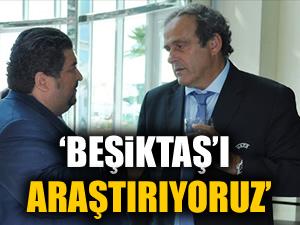 Michel Platini: Türkiye daha iyi oynamalı