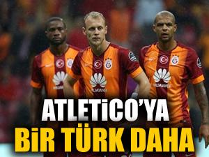 Atletico Madrid'e bir Türk daha