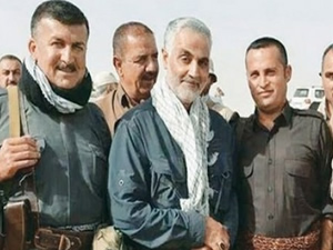 İranlı general IŞİD'e karşı savaşıyor