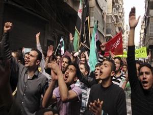 Suriye'den Türkiye'ye destek