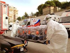 İzmir'de 'ebola' alarmı