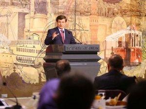 Başbakan Davutoğlu Akil İnsanlar Heyeti ile görüştü - İZLE