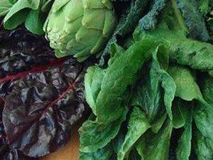 Sonbahar'da yeşil sebze tüketin