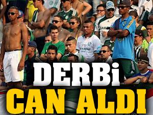 Brezilya'da derbi can aldı!