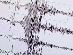 İzmir'de 4,1 büyüklüğünde deprem