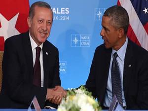 Obama, Erdoğan'ı ikna etti