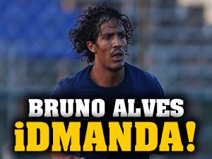 Bruno Alves İdmana katıldı!