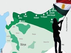 Kürt Devleti'nin kurulacağı yer ile ilgili İngiliz gazetesinden bomba iddia!