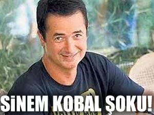 Acun Ilıcalı'ya Sinem Kobal şoku!