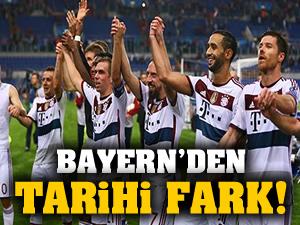 Münih'ten tarihi fark! 7-1!