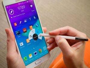 Samsung Galaxy Note 4 Türkiye'de