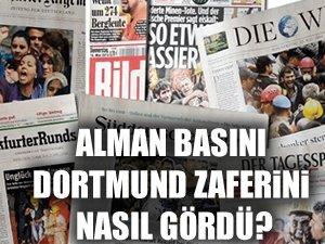 Dortmund galibiyeti Alman basınında