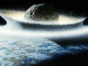 Dünya, ikiz göktaşı tarafından vuruldu