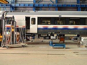 Irak'ın vagonları Türkiye tarafından üretilecek