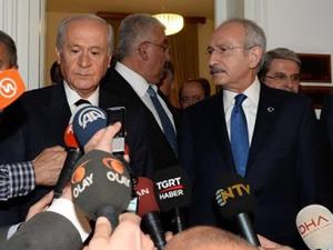 Kılıçdaroğlu'nun sözleri Bahçeli'yi çıldırttı!