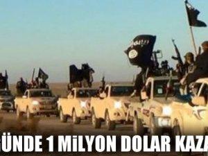 IŞİD günde 1 milyon dolar kazanıyor!