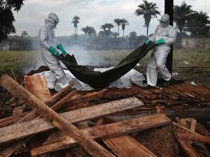 Ebola dünya borsalarını zarara uğrattı!