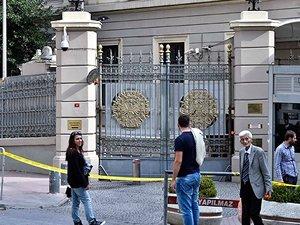 İstanbul Başkonsolosluğu'nda zarf krizi