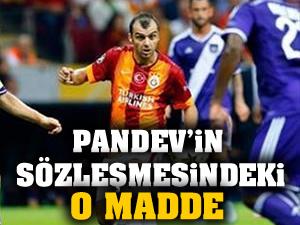 Pandev'de sözleşme skandalı
