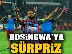 Bosingwa'ya Zidane sürprizi