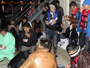 Edirne'de 84 kaçak yakalandı