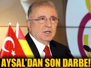 Ünal Aysal'dan Galatasaray'a son darbe