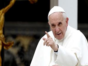 Papa'nın ziyaret nedeni belli oldu