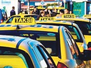 Devrim gibi yenilik!Taksilerde kredi kartı kullanılacak