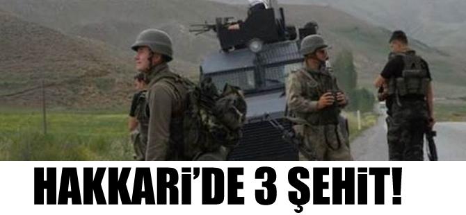Hakkari'de askere silahlı saldırı!