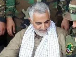 İranlı komutan yine Irak'ta görüntülendi