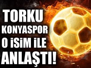Torku Konyaspor o isim ile anlaştı!
