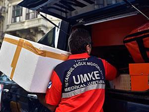 Macaristan Başkonsolosluğu'nda tozlu zarf alarmı