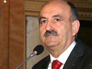 Sağlık Bakanı Müezzinoğlu'ndan sarı toz açıklaması